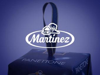 Panettone Martínez