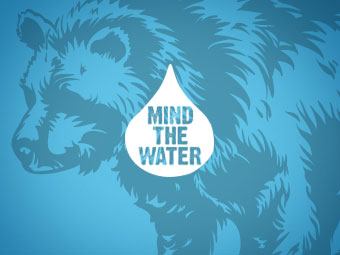 Mind the water