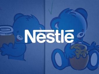 Nestle mascot