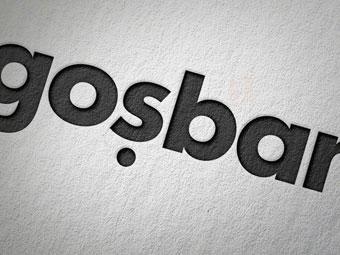 Gosban logo design